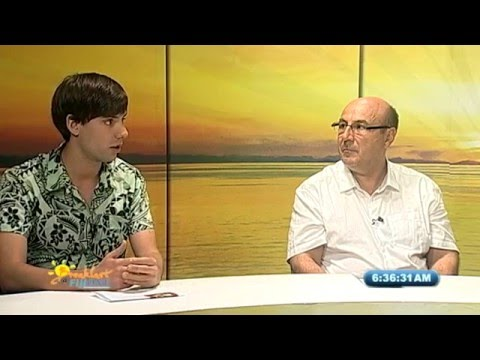 Alliance Francaise Interview [Air Date: 150316]