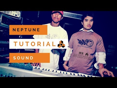 Bling Like That Neptune Sound Tutorial | Pharrell & Chad Hugo Type Beats | Reason 10