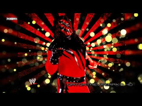 """WWF: Masked Kane 1st Theme Song - """"Out Of The Fire/Burned"""" [CD Quality]"""
