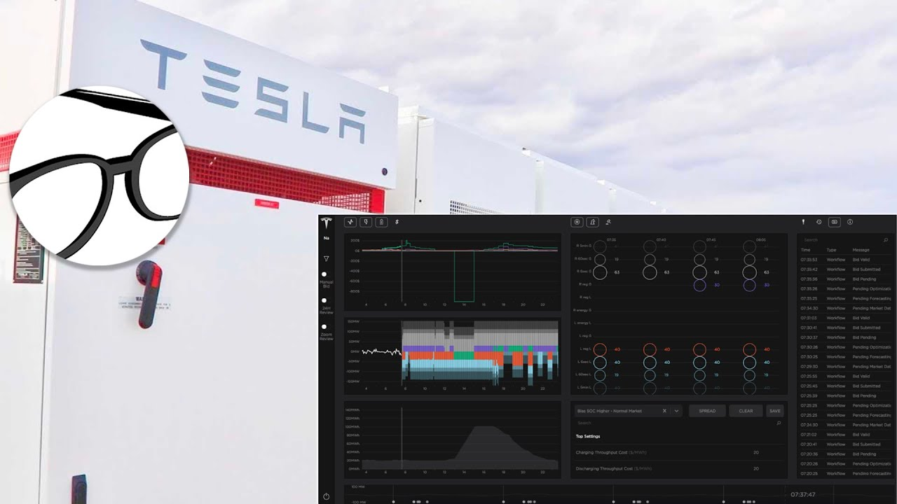 What is Tesla power's autobidder—and how does it use AI to make millions?