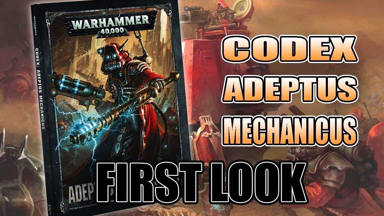 adeptus mechanicus codex 8th edition pdf free download