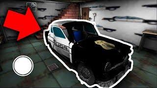 GRANNY HORROR GAME POLICE MODE... (Granny Horror Mobile Game Cops Mod)