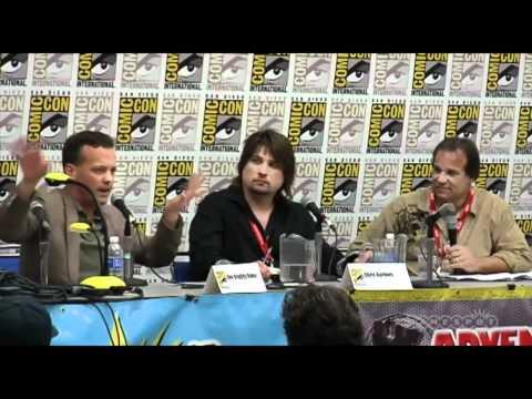 Comic-Con Panel: Inside the Voice Actor's Studio
