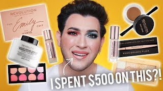 i-spent-500-on-a-makeup-revolution-haul-affordable-one-brand-tutorial