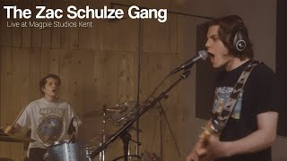 The Zac Schulze Gang - Right Or Wrong - Live in Session at Magpie Studios Kent