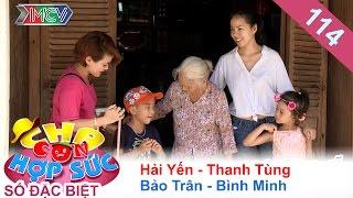 hai yen idol tu hao vi con trai ga-lang giong ong xa  cha con hop suc  tap 114  10092016