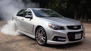 Chevy SS Built by Houston House of Power by Chuck's Tuning