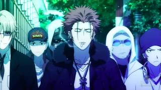 K (Project) AMV - Red King/Mikoto Suoh (Radioactive In The Dark - FoB & Imagine Dragons)