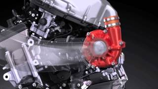 nueva Kawasaki Ninja H2R 2015