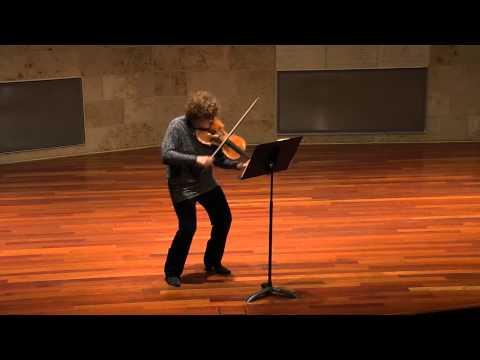 Solo Cello Suite No. 2 Of J.S. Bach, Jodi Levitz, Viola