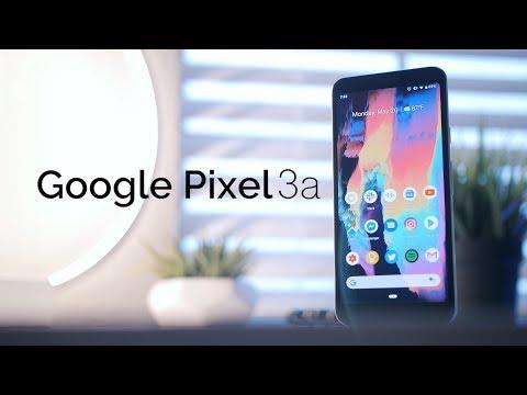 Google Pixel 3a review: It's plastic,  and it's fantastic