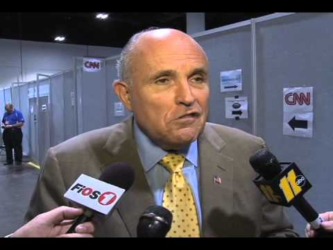 Rudy Giuliani, Former Mayor of New York City - Interview