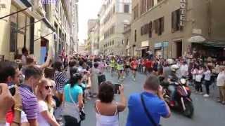 Il Passatore 2015 (partenza - le croci - borgo san lorenzo)