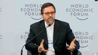 Religion: A Pretext for Conflict? - Davos 2015 with Hamza Yusuf