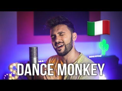 Dance Monkey 🇮🇹 in ITALIANO (Stefano Germanotta) Tones And I