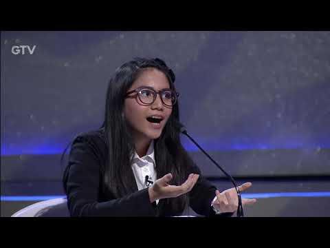 Om Tora Dibikin Pusing Nih Sama Bakat Ayla  | Little Big Shots Indonesia #5 (4/5) GTV