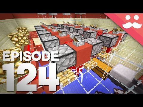 Hermitcraft 4: Episode 124 - The MEGA Cow...