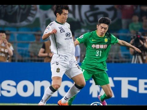 Beijing Guoan 0-1 Jeonbuk Hyundai Motors