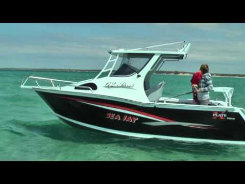 PURSUIT - Sea Jay Aluminium Boats - Plate Xtreme