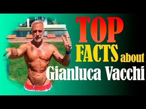 Enjoy Gianluca Vacchi. Top facts about Gianluca Vacchi. Who is dancing millionaire