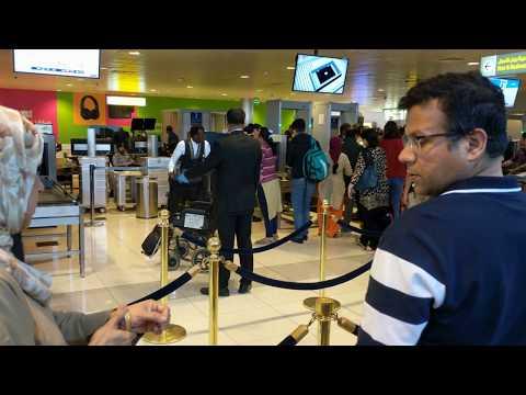 [4K] Abu Dhabi Airport