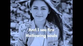 i see fire jasmine thompson lyrics
