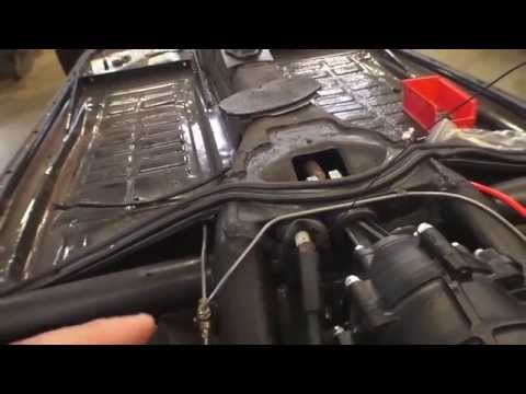 Classic VW BuGs How to Restore Detail Beetle Chassis 1965 'Build A BuG' Project
