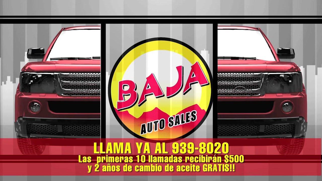Baja Auto Sales >> Baja Auto Sales