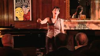 Sarah Wolfson sings Kurt Weill