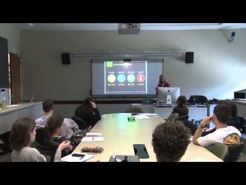 OU Global PR Presents Anne Peirson Smith