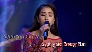 Karaoke Đừng Nhắc Chuyện Lòng Song Ca Trường Tuấn Thu Hằng / Phối Mới Hay Nhất