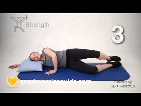 10 Exercises for a Stronger Knee