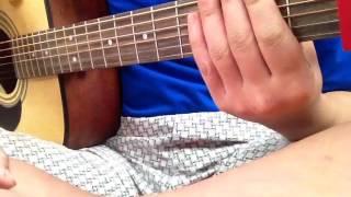 (HƯỚNG DẨN) intro guitar-khi phải quên đi-phan mạnh quỳnh