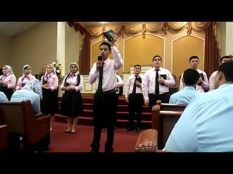 El Sermón del Monte. Tema Juvenil, Iglesia apóstoles y profetas Ricland Hill tx