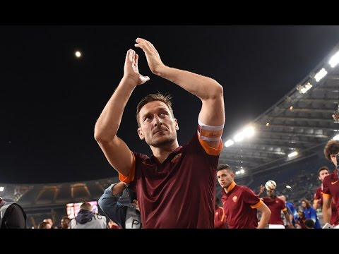 Francesco Totti - The Best Ever 1994-2014 HD