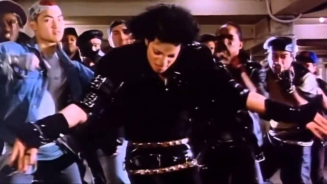 Bad Michael jackson ( Music video ) HD - YouTube