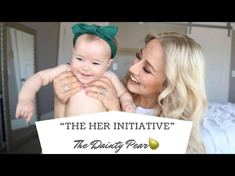 The Her Initiative || The Dainty Pear