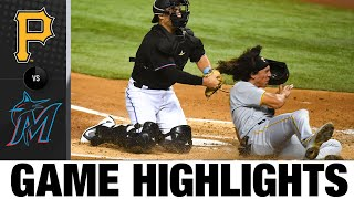 Pirates vs. Marlins Game Highlights (9/18/21) | MLB Highlights