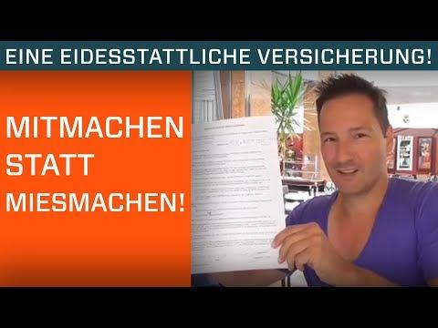 Wahrheitserklärung! Geheimdienste und Geheimbünde. Thorsten Schulte für Wahrheit & Klarheit.