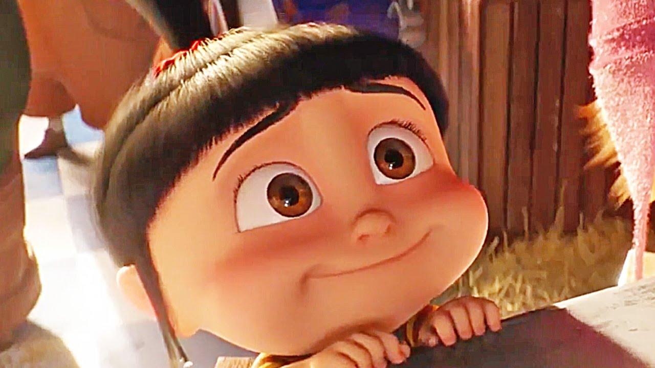 Cute Agnes Despicable Me Wallpaper Despicable Me 3 Fluffy Unicorn Official Trailer Amp Clip