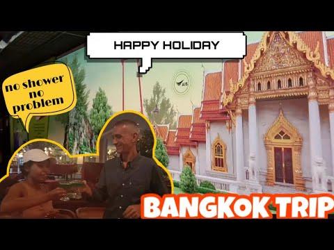 holiday-ke-thailand-bareng-suami-bule- -pake-sandal-jepit-dan-tidak-mandi-😂 -bangkok-trip-#part1