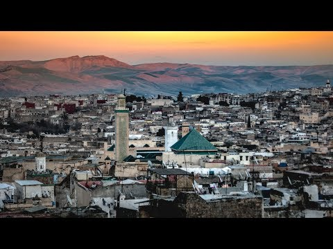 Made it to FES, MOROCCO