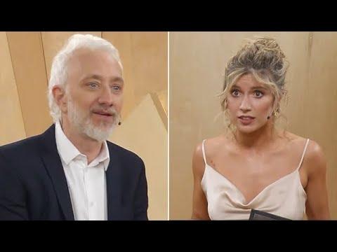 Laurita tomó el control del punto de encuentro y lo hizo confesar a Andy