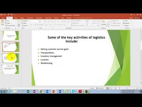 Logistics and procurement 03