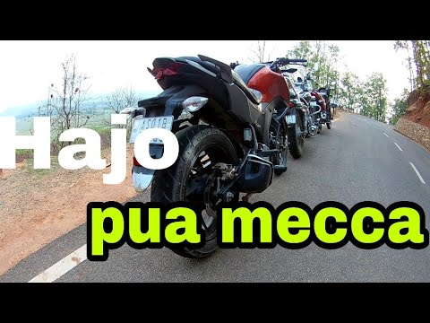 I visited Hajo  Pua Mecca vlog