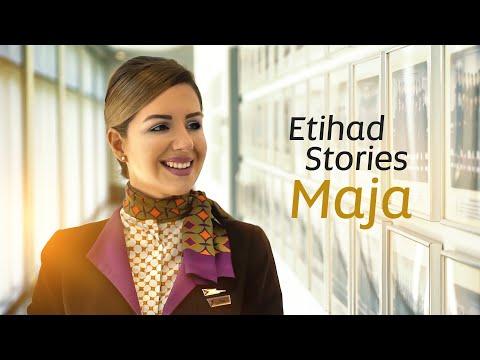 Meet Maja | Etihad Airways Stories