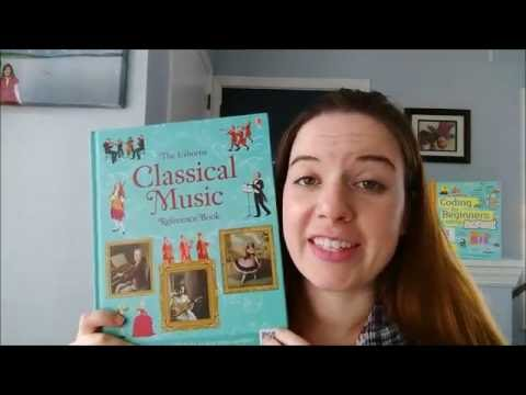 Classical Music Reference Book - Usborne