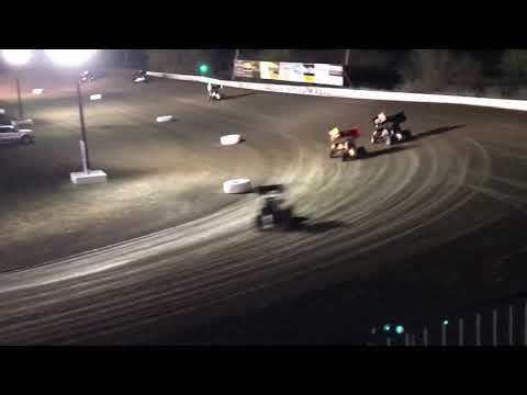 Chad wilson hot laps at heart o Texas speedway