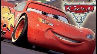 CARS 3 DEUTSCH Autos Rennen. MCqueen Spiel CARS DISNEY PIXAR RACE