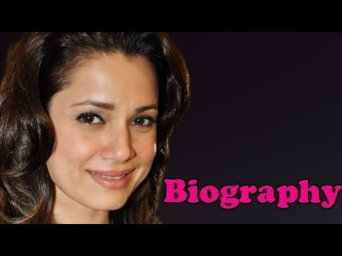 Neelam Kothari - Biography - YouTube